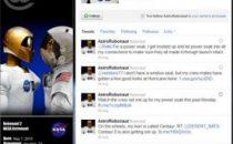 Anche Robonaut 2, lastronauta robotico, usa Twitter dallo spazio!