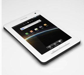 Il tablet Viewsonic ViewPad 7e con Android e prezzo stuzzicante