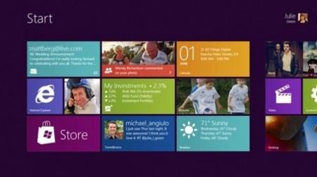 Windows 8 apps store, il negozio di contenuti in arrivo?