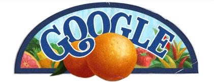 Google Doodle in onore di Albert Szent-Gyorgyi e la vitamina C