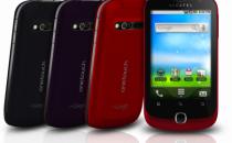 Alcatel One Touch 990, il colorato smartphone Android satinato