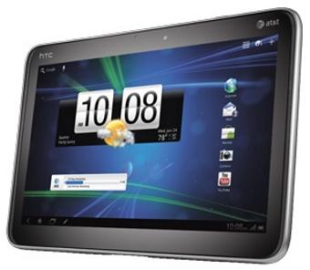 Il tablet HTC Jetstream (ex Puccini) punta sulla velocità dell'LTE