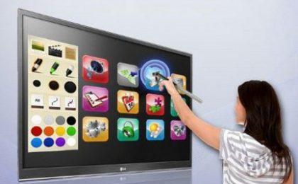 Il TV al plasma LG PenTouch si comanda con la penna magica
