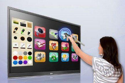 LGPenTouchTV touchscreen