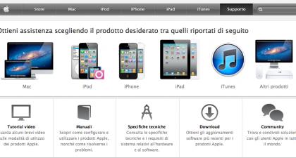 Assistenza Apple, i centri dove portare iPhone, iPad e iPod