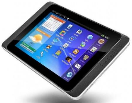 Anche BenQ si tuffa nel mare dei tablet Android con R70