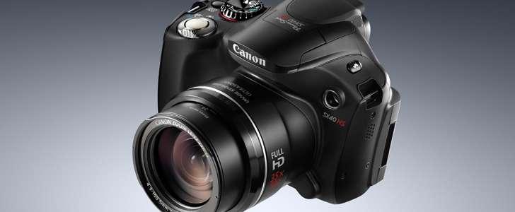 La nuova gamma di fotocamere Canon Powershot svelte e performanti