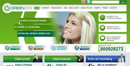 Il nuovo operatore Green Mobile propone piani telefonici su misura