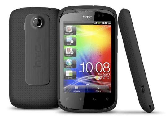 HTC Explorer il nuovo smartphone Android economico e tascabile