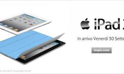 iPad 2 con Vodafone: i prezzi e le tariffe