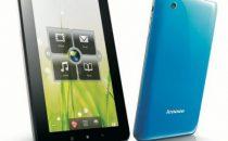Tablet Lenovo Ideapad A1, un piccolo e economico Android