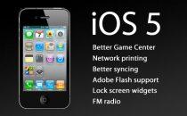 Venerdì esce iOS 5 beta 8, aprendo le porte a iPhone 5