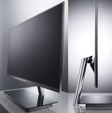 I nuovi spettacolari monitor LG: spessore record e 3D
