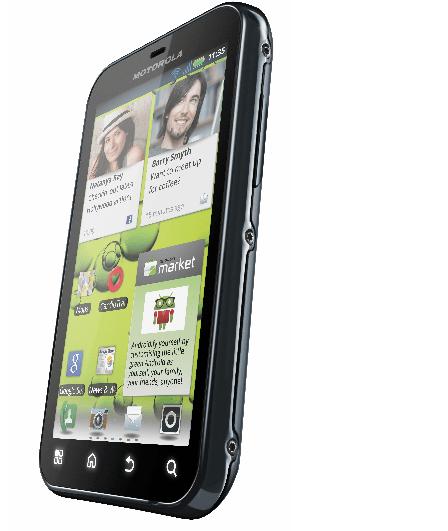 Motorola Defy+ rivela prezzo e scheda tecnica