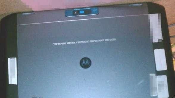 Motorola Xoom 2 fa capolino con le prime foto diffuse online