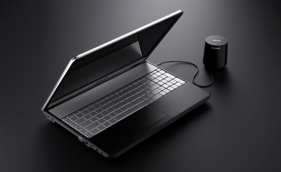 I notebook Asus Serie N dedicati al suono e allo stile