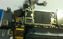 iPhone 5 mostra processore, display e batteria
