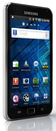 Con il lettore Samsung G70 WiFi 5.0, Android è multimediale!