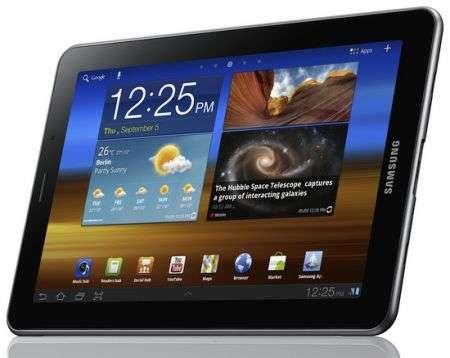Samsung Galaxy 7.7, la scheda tecnica completa del potente tablet