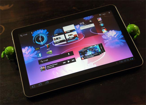 Samsung Galaxy Tab 8.9 bandito dalla Germania?