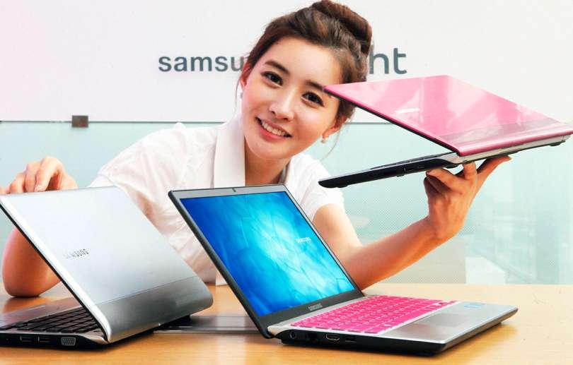 I portatili Samsung Series 3 con peso piuma, per un pubblico giovane