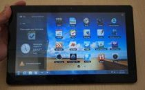 Il tablet Samsung Slate PC 7 punta a sorpresa su Windows 7, che potenza!
