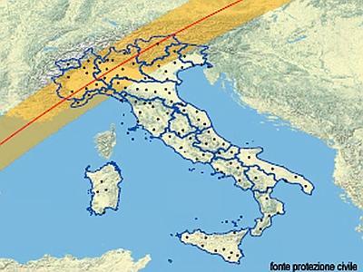 satellite uars_caduta mappa nord italia