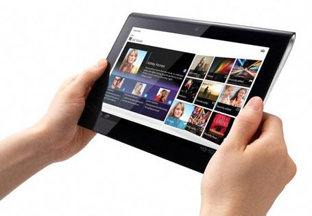 Sony Tablet S pronto ad accogliere Android 3.2 Honeycomb a bordo