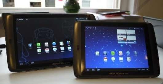 Tablet Archos G9, la nostra prova: ottimi propositi