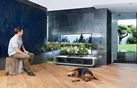 Toshiba presenta una vera 3D TV senza occhialini, la retta via?