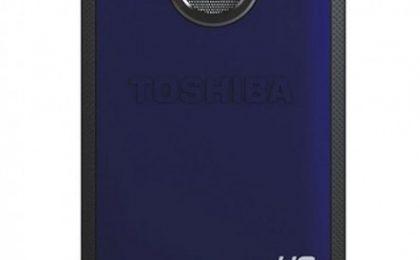 Le nuove videocamere Toshiba Camileo si svelano all'IFA 2011