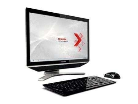 Il nuovo all-in-one PC Toshiba Qosmio punta sulla multimedialità
