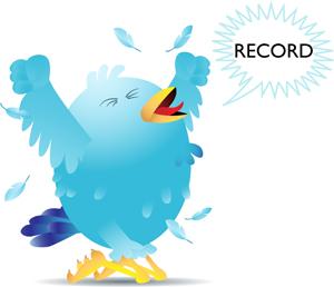 Twitter nell'Olimpo dei social network: è a quota 100 milioni
