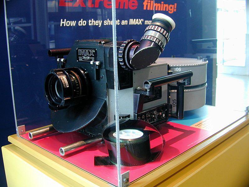 videocamera imax
