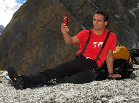 Le videocamere Philips ESee sull'Himalaya indiano con Daniele Nardi