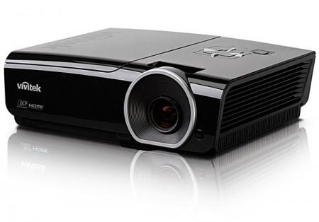 Un proiettore 3D e Full HD a costo ragionevole? Ecco la proposta Vivitek