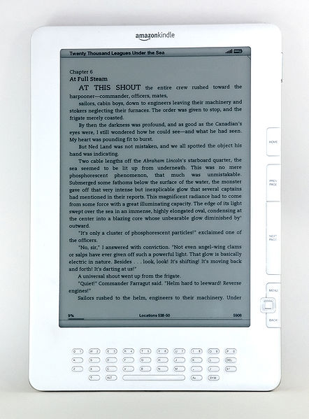 Amazon Kindle_DX