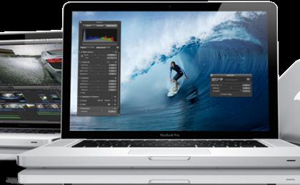 I Macbook Pro si aggiornano e si potenziano