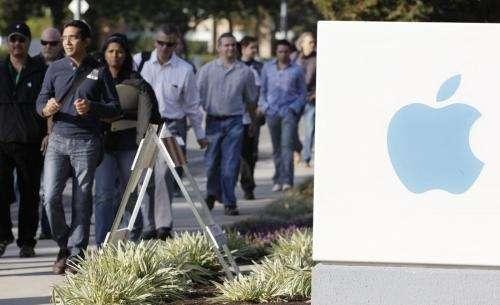 Il post Steve Jobs è duro per Apple: trimestre sotto le aspettative