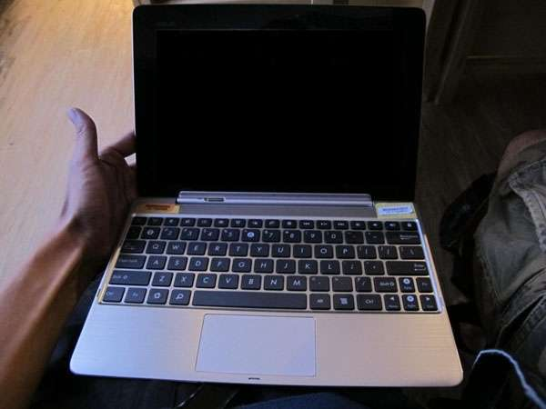 Asus Eee Pad Transformer Prime riappare in nuove foto