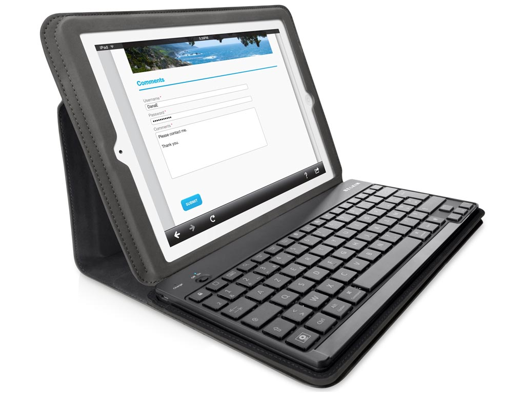 Accessori per iPad di Belkin, la nuova collezione