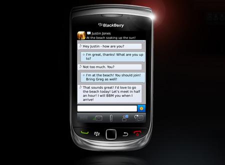 Sui Blackberry niente email, colpa dei sistemi BIS