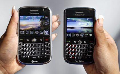 La rete Blackberry non funziona ancora, nuovo blackout