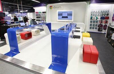 Ecco Chrome Zone: un mini Google Store a Londra
