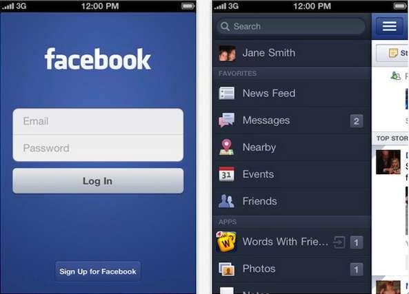 Facebook per iPad: finalmente arriva l'app ottimizzata