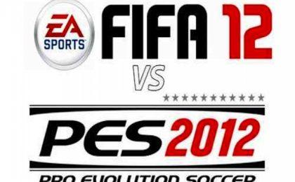 Pro Evolution Soccer 2012 Vs Fifa 12: quale il migliore gioco di calcio?