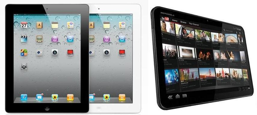 iPad e i tablet Android sono termometro del benessere