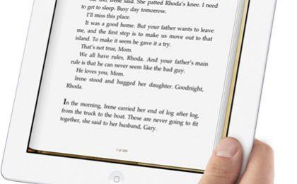 Apple iBookstore sbarca in Italia con un carico di titoli