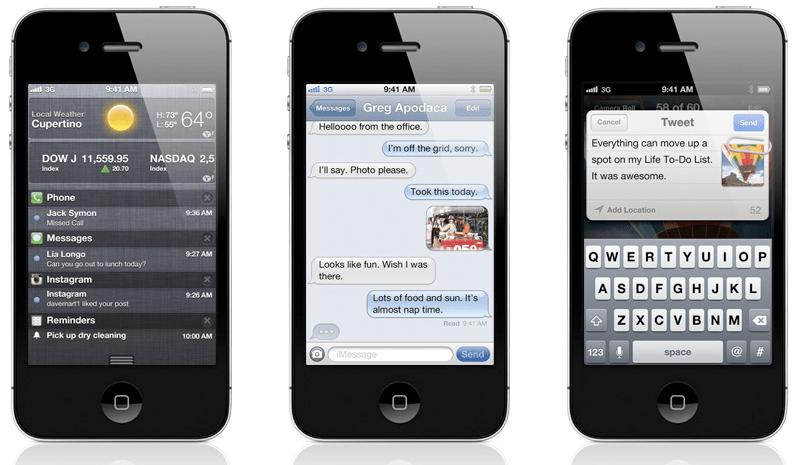 Nuovo iPhone 4S e le altre sorprese del keynote: processore A5, Apple Siri, iCloud e iOS 5