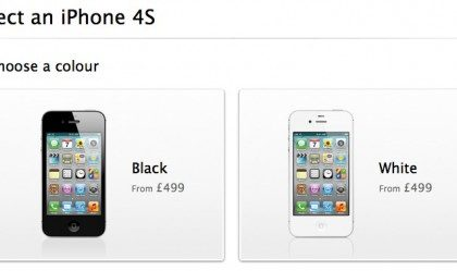 iPhone 4s superstar ai preordini: tutto esaurito